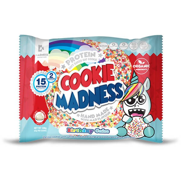 Madness Nutrition Cookie Madness