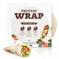 More Nutrition Protein Wrap (8 Stück)