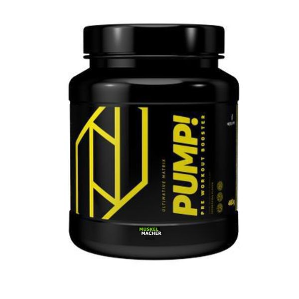 Neosupps Pump! Pre Workout Booster (Tropical)