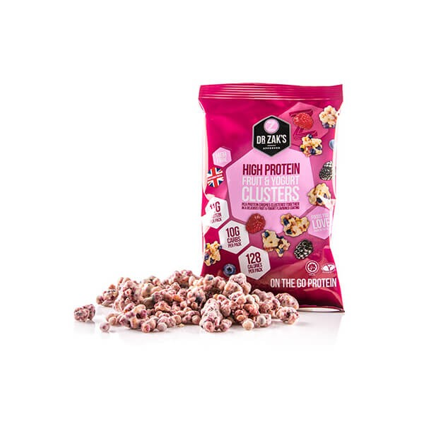 Dr. Zaks High Protein Clusters