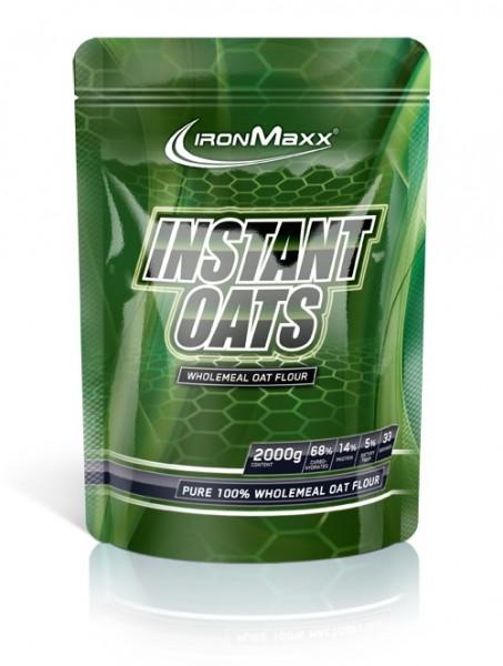 Ironmaxx Instant Oats