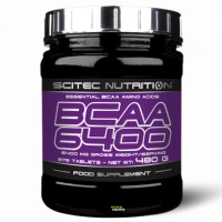 Scitec Nutrition BCAA 6400 125 Tabletten