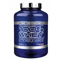 Scitec Nutrition 100% Whey Protein Vanille 920g