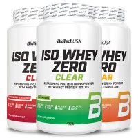 BioTech USA Iso Whey Zero Clear Tropical Fruit