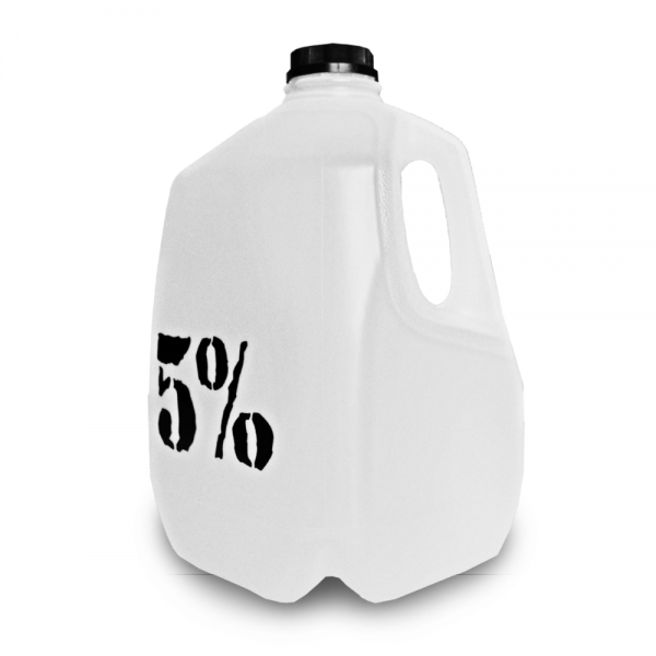 Rich Piana 5% Gallon Jug