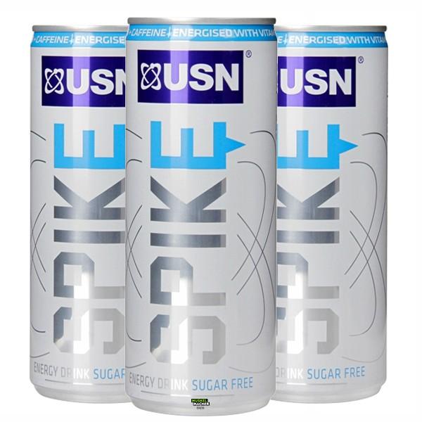 USN Spike Energy Drink Sugarfree