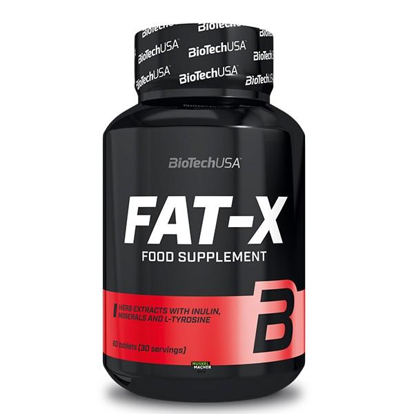 BioTech USA Fat-X (60 Tabletten)