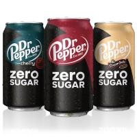 Dr Pepper Zero Sugar Cherry