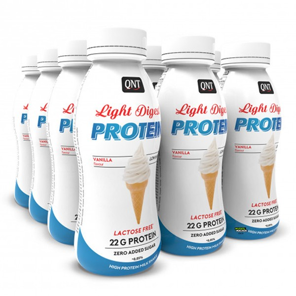 QNT Light Digest Protein Shake