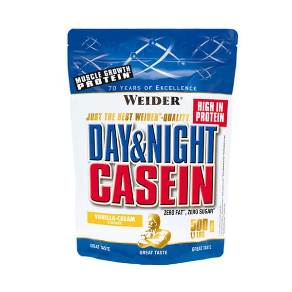 Weider Day & Night Casein