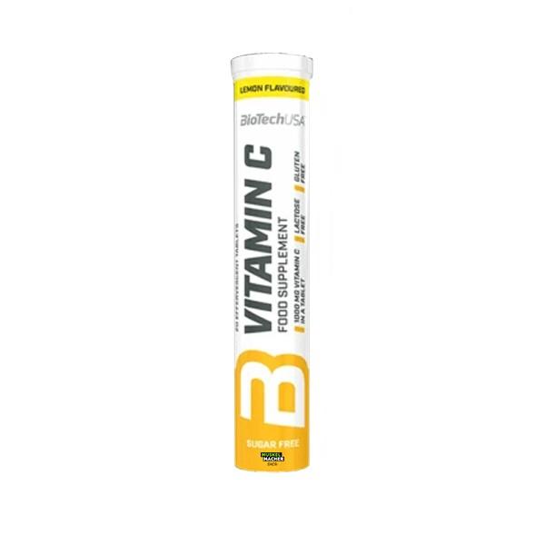 Biotech USA Vitamin C Brausetabletten