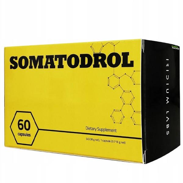 Iridium Labs Somatodrol (60 Kapseln)