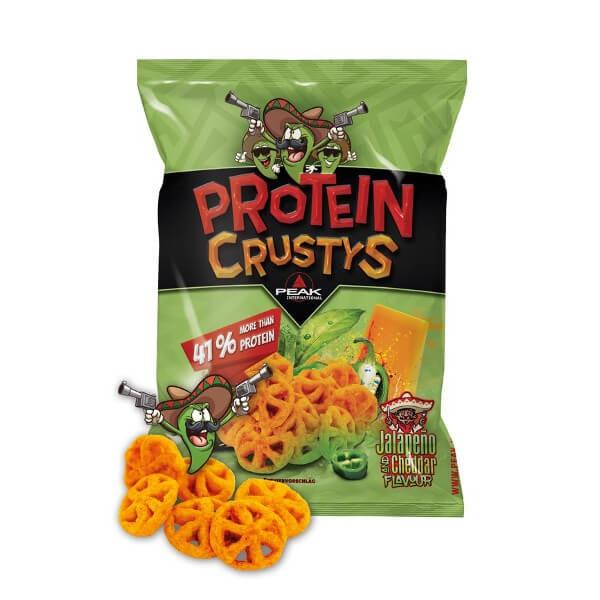 PEAK Protein Crustys