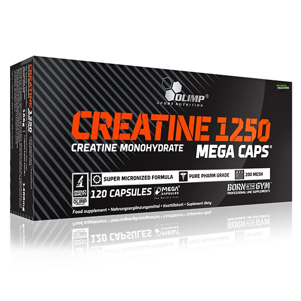 Olimp Creatin Mega Caps 1250