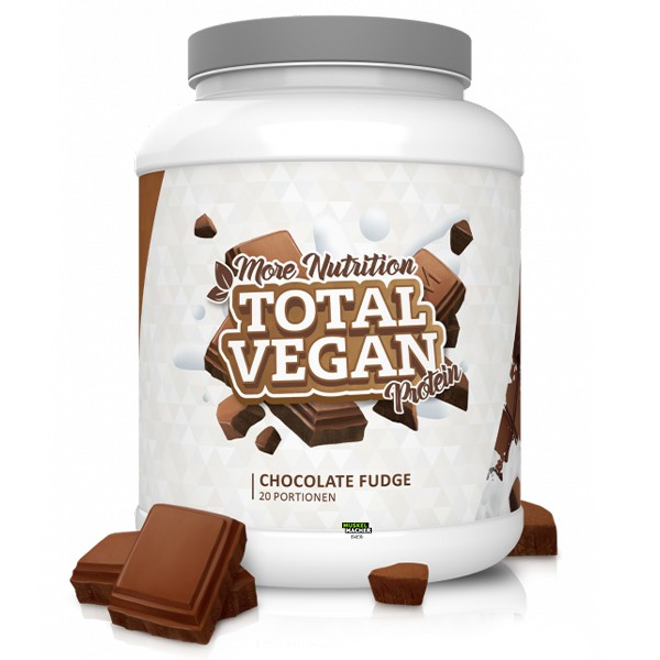 More Nutrition Total Vegan Protein