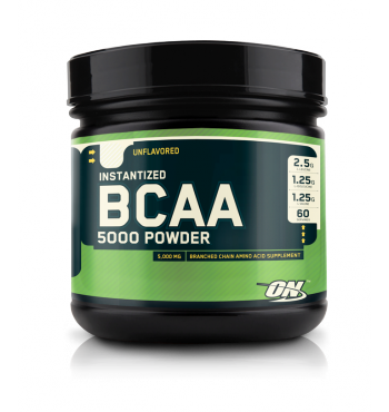 Optimum Nutrition BCAA 5000 Pulver