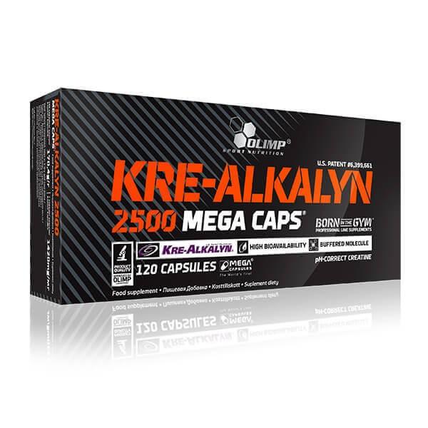 Olimp Kre-Alkalyn 2500 Mega Caps (120 Kapseln)