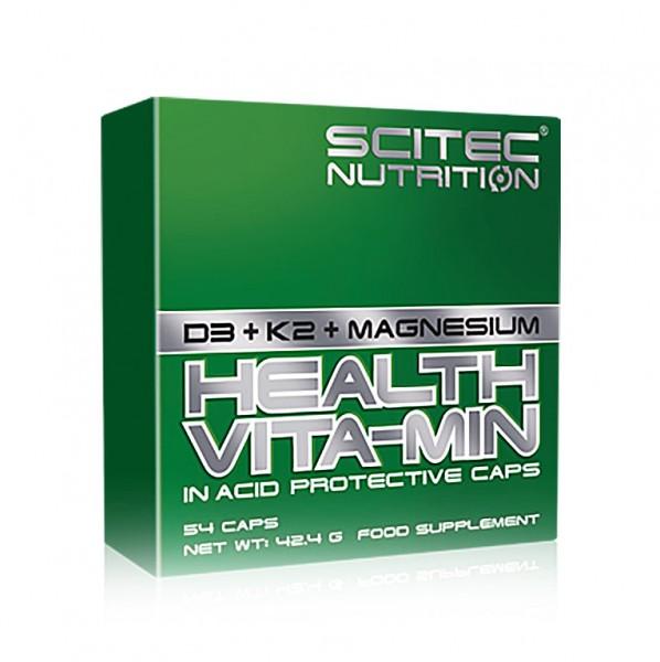 Scitec Nutrition Health Vita-min (54 Kapseln)