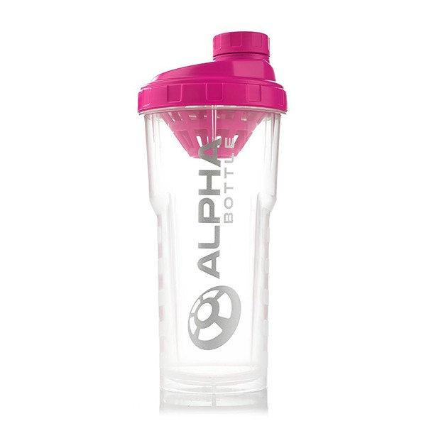 Alpha Bottle Shaker