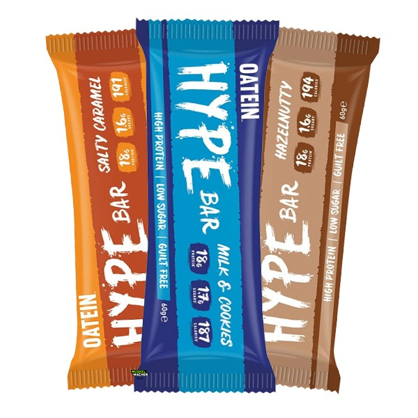 Oatein Hype Protein Bar