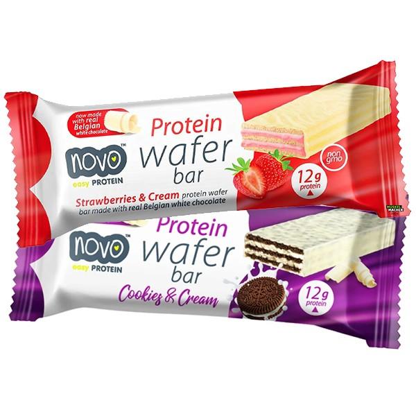 Novo Protein Wafer Bar