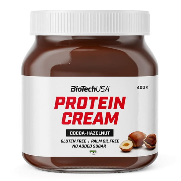 BioTech USA Protein Creme