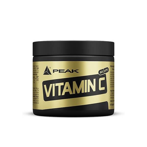 PEAK Vitamin C (60 Kapseln)