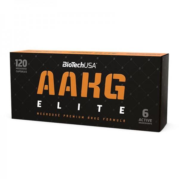 BioTech USA AAKG Elite (120 Kapseln)