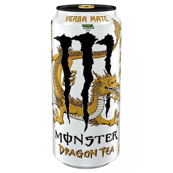 Monster Energy Dragon Tea