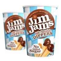 Jim Jams Milk Chocolate Dippers