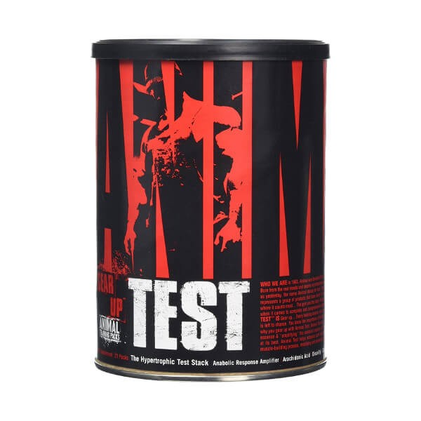 Universal Nutrition Animal Test (21 Packs)