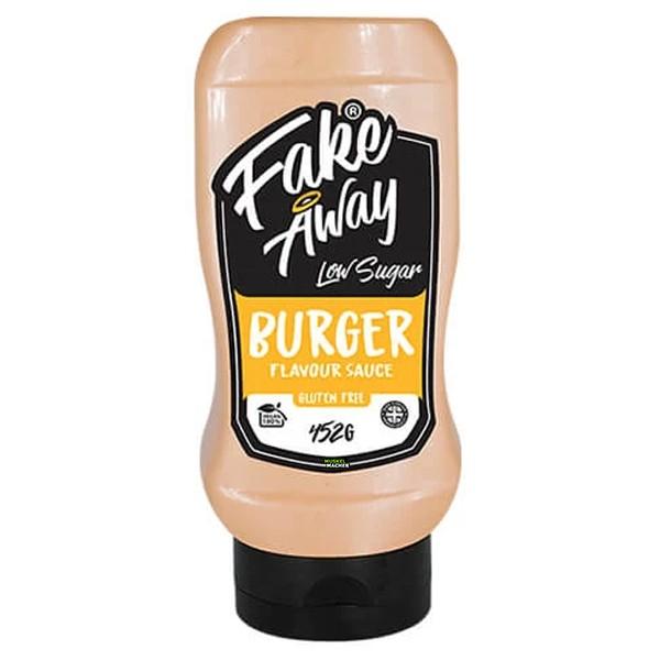 Skinny Food Fake Away Saucen