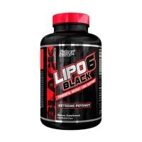 Nutrex Lipo-6 Black (120 Kapseln)