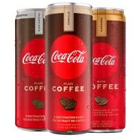 Coca Cola plus Coffee Vanilla