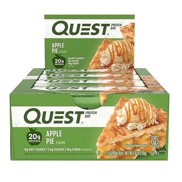 12er Box Quest Bars