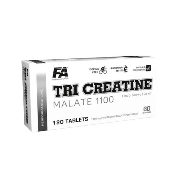FA Tri Creatine Malate 1100 (120 Tabletten)