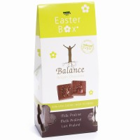 Balance Belgian Chocolate 85% Less Sugar Easter Box