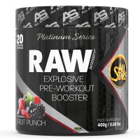 All Stars Raw Pre-Workout Booster Fruit Punch