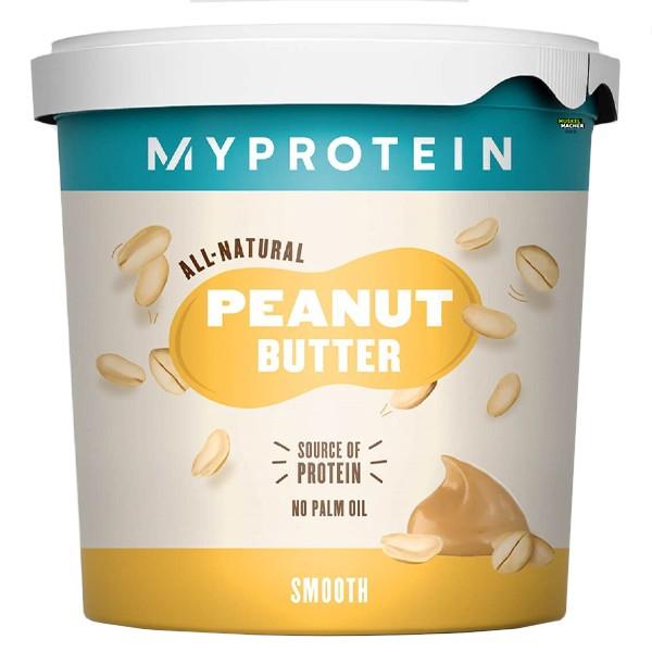 MyProtein 100% Peanut Butter