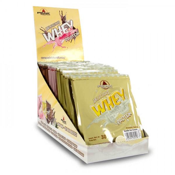 PEAK Delicious Whey Protein Mix Box