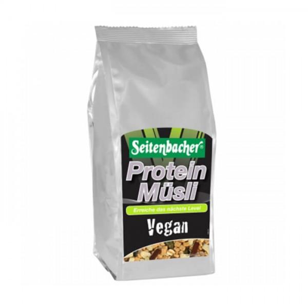 Seitenbacher Protein Müsli Vegan