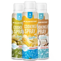 All Nutrition Cooking Spray Rapsöl