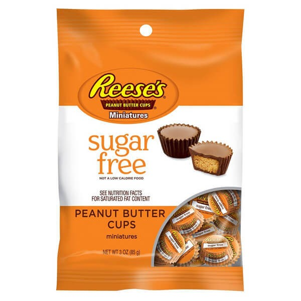 Reese's Sugar-Free Peanut Butter Cups