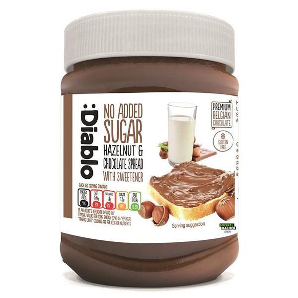 Diablo Hazelnut Chocolate Spread
