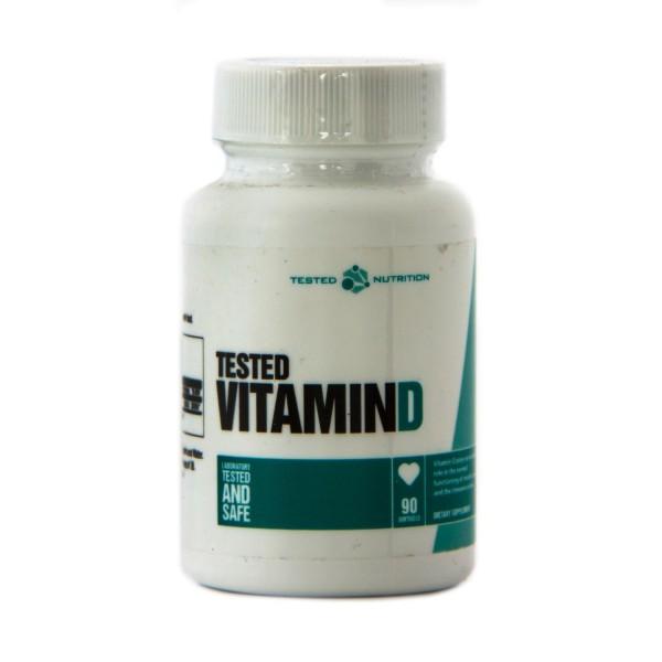 Tested Vitamin D (90 Tabletten)