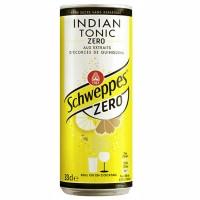 Schweppes Zero Indian Tonic