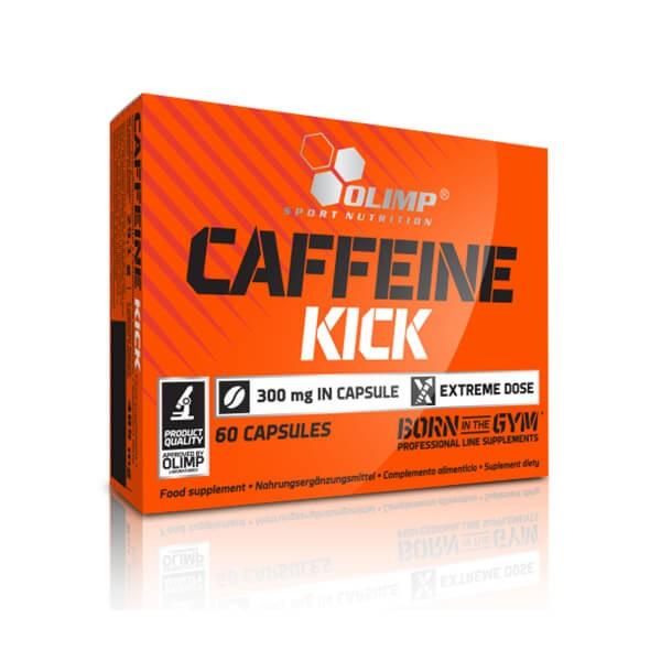Olimp Caffeine Kick (60 Kapseln)