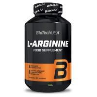 BioTech USA L-Arginine (90 Kapseln)