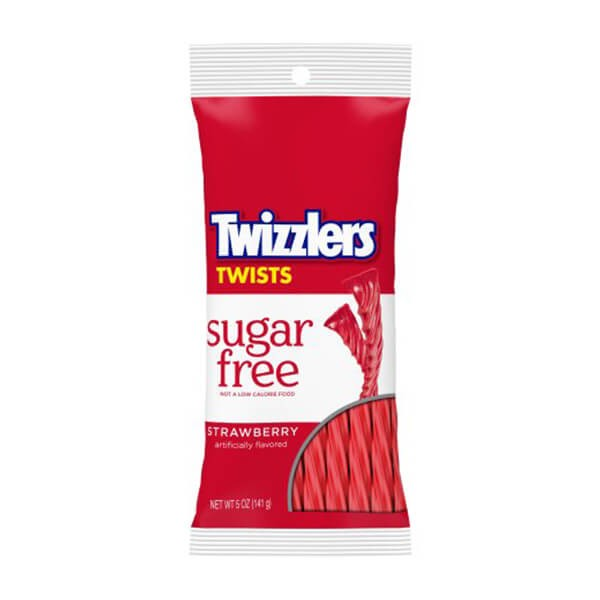 Twizzlers Sugar Free Twists