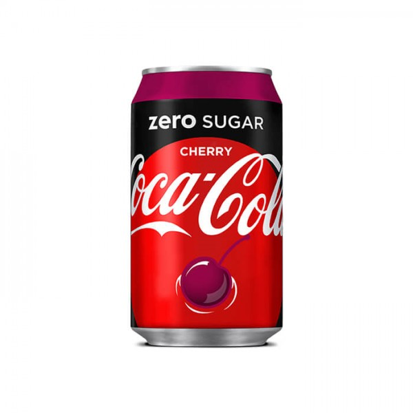 Coca-Cola Zero Sugar Cherry